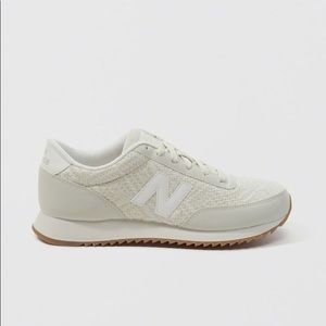 New Balance 574 cream/white size 11